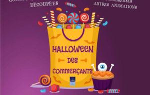 evenement - halloween commercants
