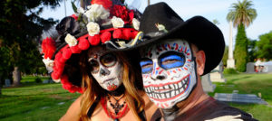evenement - halloween maquillage