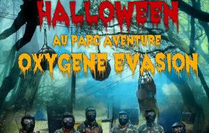 evenement - halloween oxygene