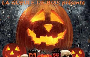 evenement - halloween party