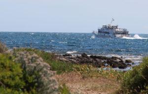 balade bateau îles Lérins