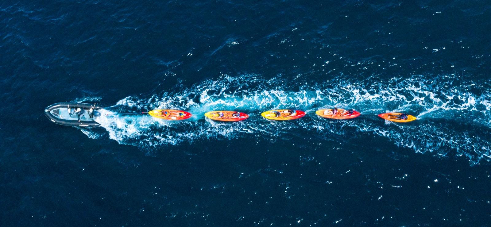 activites kayak bateau