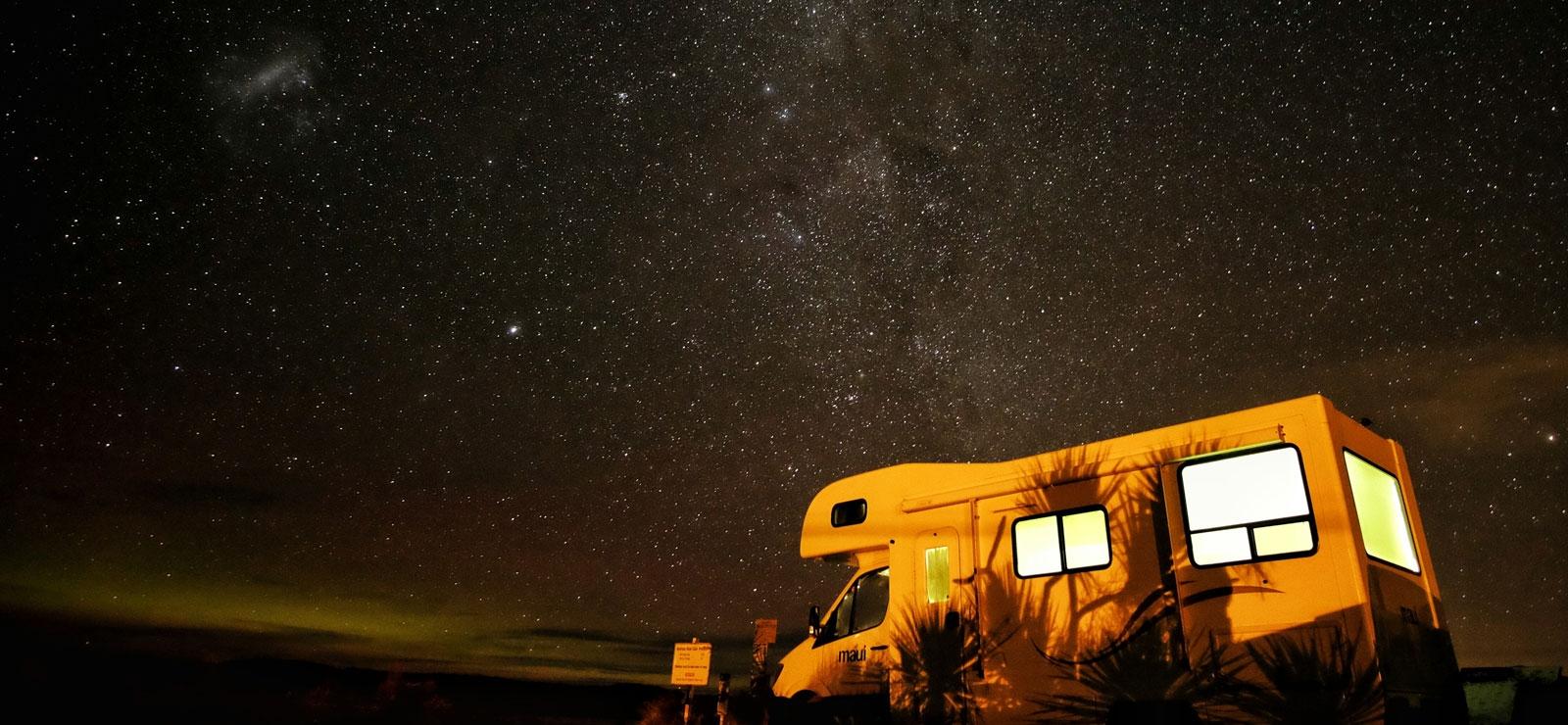 aires de camping-car dans l'esterel