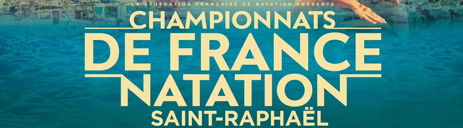 evenement championnat elite natation saint-raphael