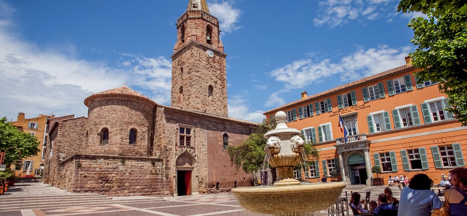 centre historique de frejus