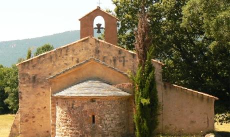 pays de fayence - bagnols-en-foret chapelle saint denis