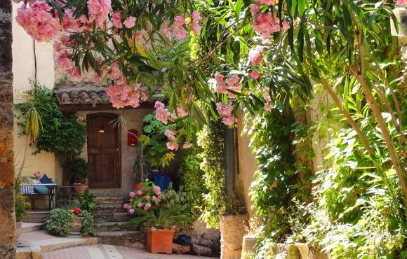 pays de fayence - bagnols-en-foret jardin
