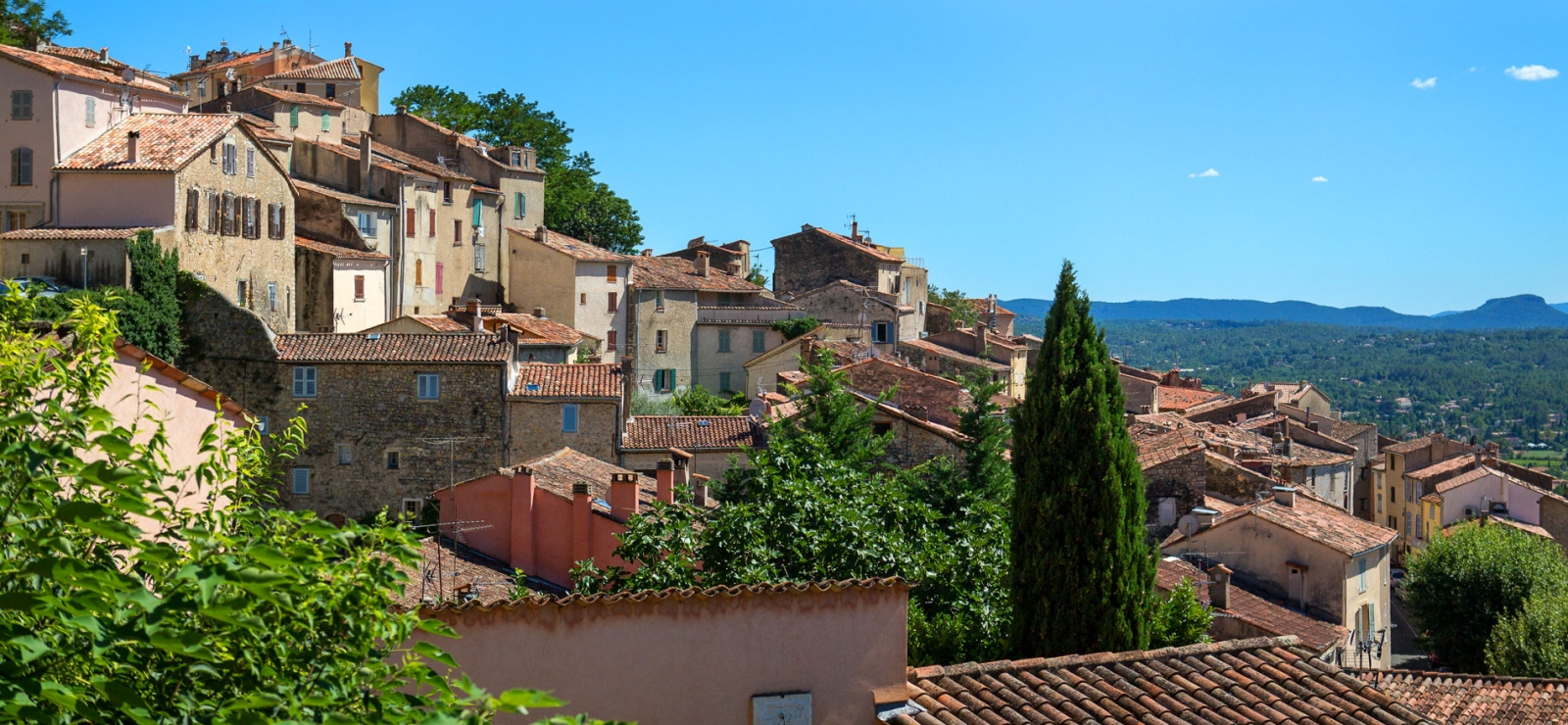 villages du pays de fayence
