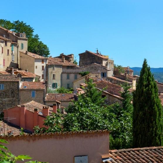 villages du pays de fayence