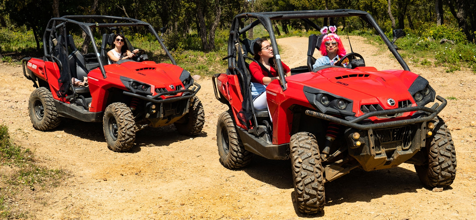 Sortie groupe Buggy