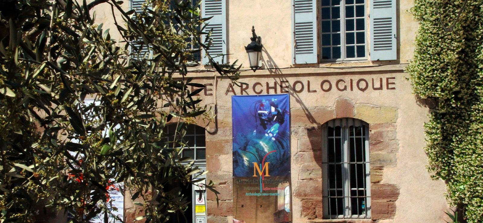musee archeologique saint raphael