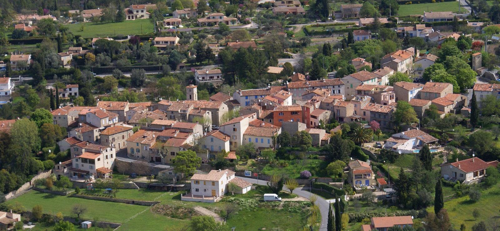 saint-paull-en-foret pays de fayence
