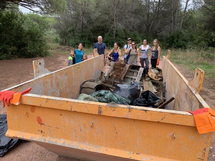 world cleanup day esterel puget