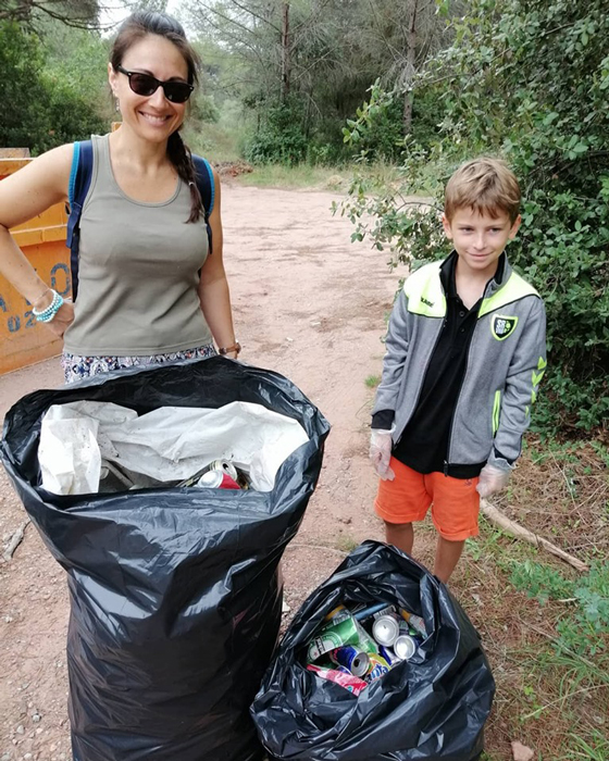 world cleanup day esterel puget
