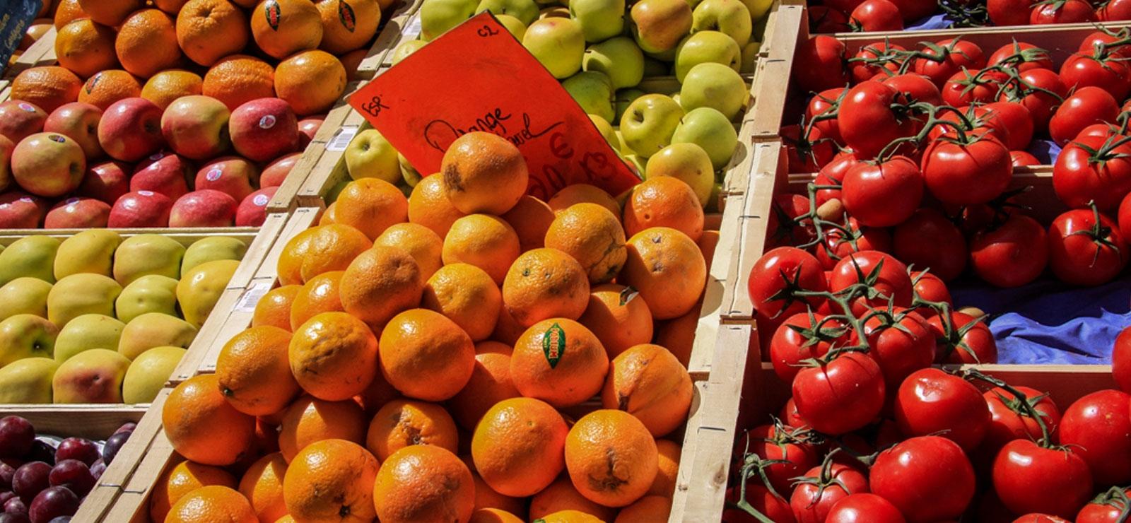 artisanat terroir fruits