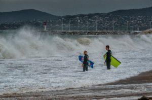 Surfeurs Saint-Raphael