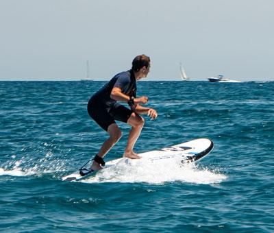 top activites evjf - surf