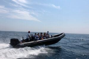 activite bon cadeau - sortie mer en bateau
