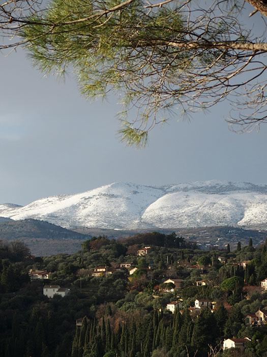blog - esterel - neige montauroux