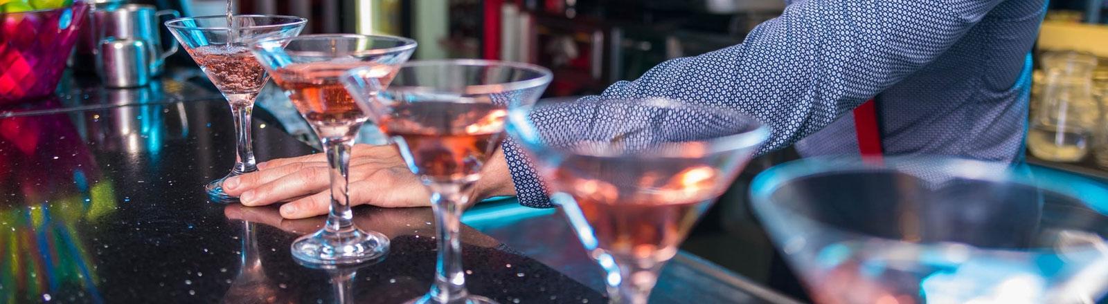 esterel - bars et cocktails