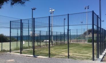 Location courts de Padel