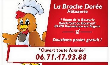 Rôtisserie La Broche Dorée
