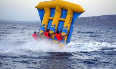 Jeux nautiques - Bouées tractées