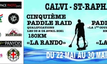 Course Paddle Raid - Ultra Paddle Race Calvi St Raphaël