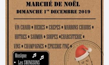 Marché de Noël Chez Alex