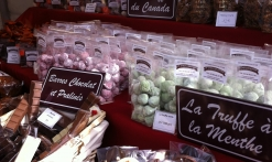 La chocolaterie du rocher - stand