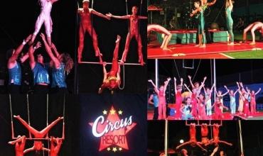 Ecole de cirque d'Agay