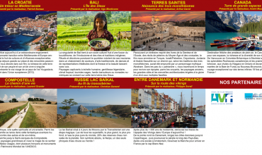 Connaissance du Monde : La Croatie