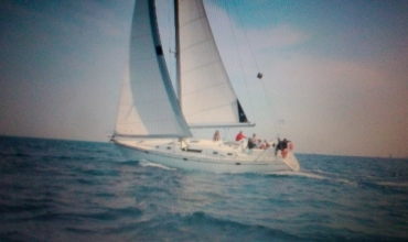 Sailing trip in the Golfe of St-Tropez