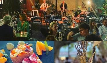 Soirées musicales au Grand Jardin