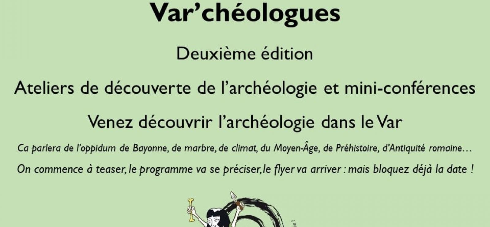 Var Chéologues