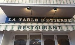 La Table d'Etienne