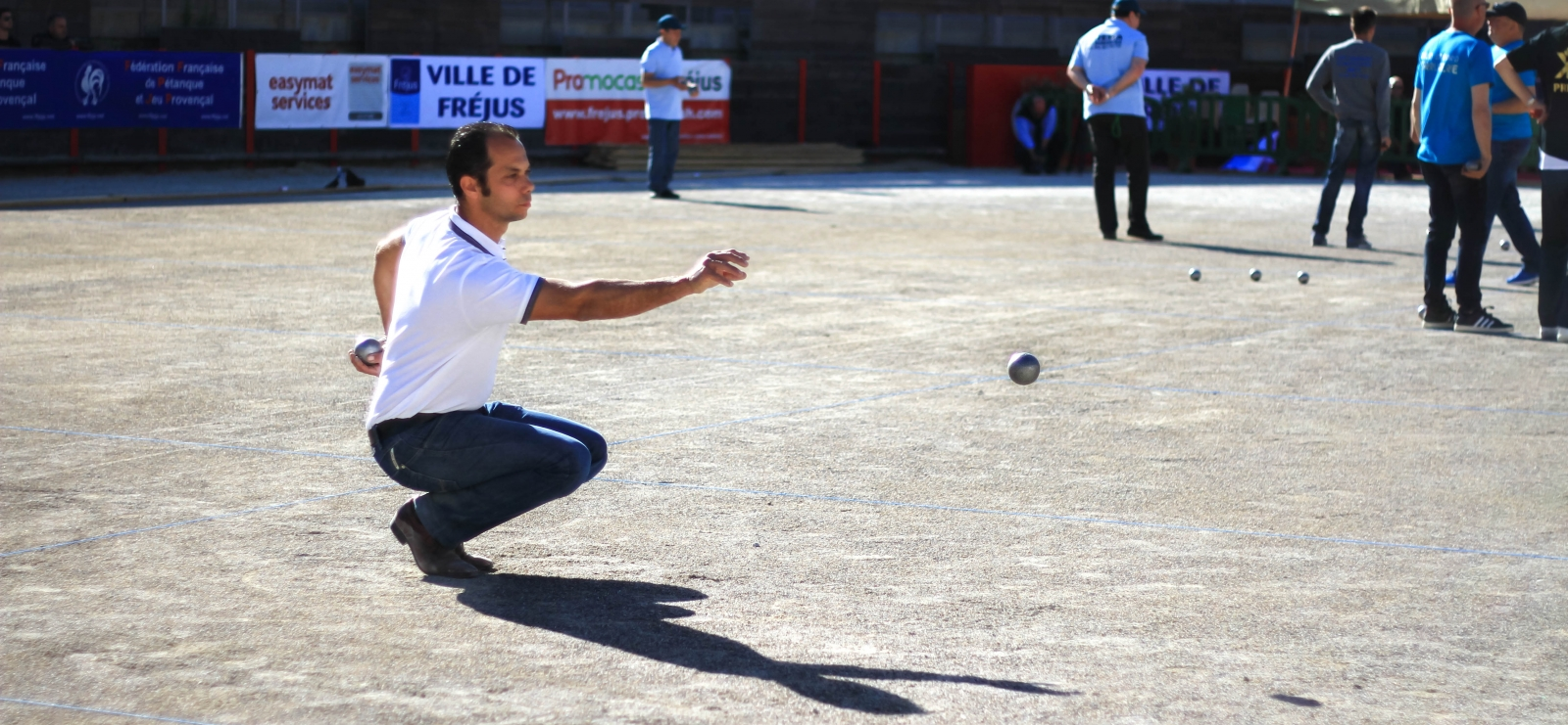 Festival International de pétanque Laurent Barbero / Ville de Fréjus
