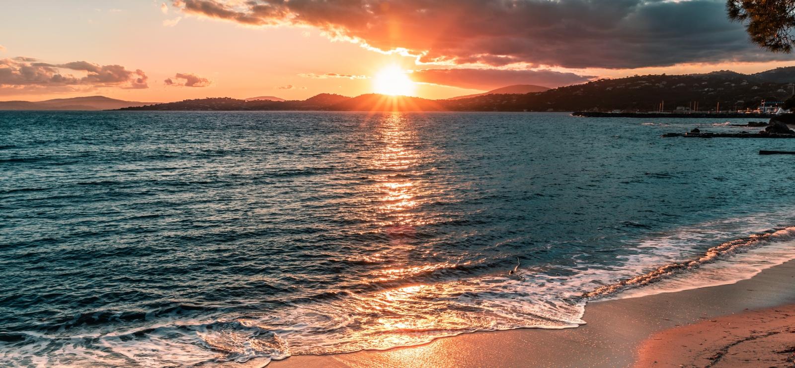 Balade marine - Coucher de soleil sur les Calanques