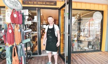 Boutique Le mas du roseau