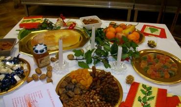 Groupe - Événement - Noel au couvent