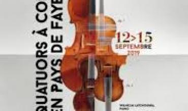 31eme festival de quatuors à cordes du Pays de Fayence