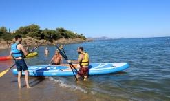 Base nautique El Moritto - Plage privée