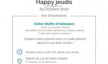 happy jeudi spécial Halloween