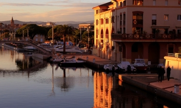 Feu d'artifice 'Les Nuit de Port-Fréjus'