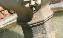 Fontaine vieille