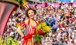 Groupe - Événement - Bataille des fleurs Nice