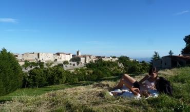Visite commentée du village de Mons labellisé 'Village de Caractère'