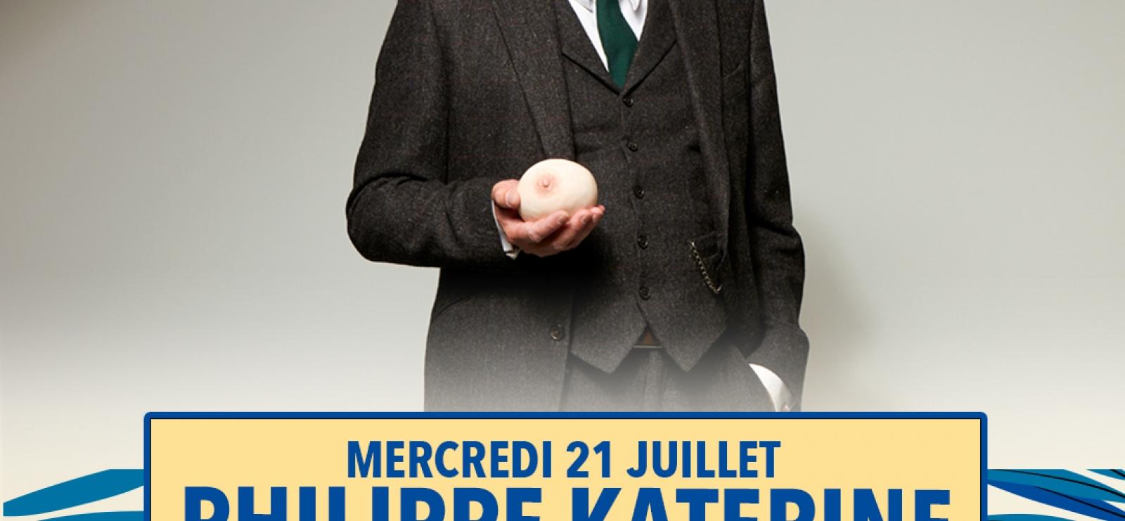 Concert : Philippe Katerine