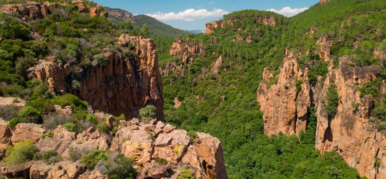 Randonnée Les Gorges du Blavet