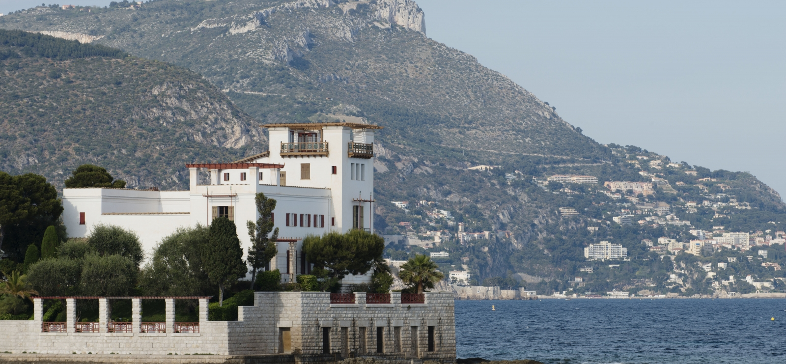 Groupes- Villa Kerylos, l'antiquité rêvée d'un Humaniste